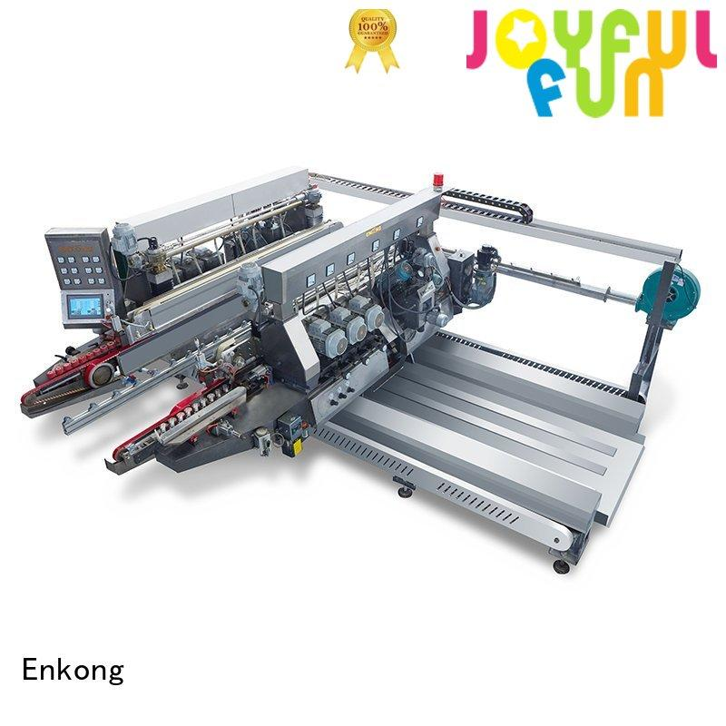 glass double edger line production Bulk Buy glass Enkong