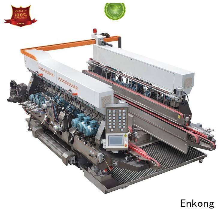 glass double edger round Bulk Buy straight-line Enkong