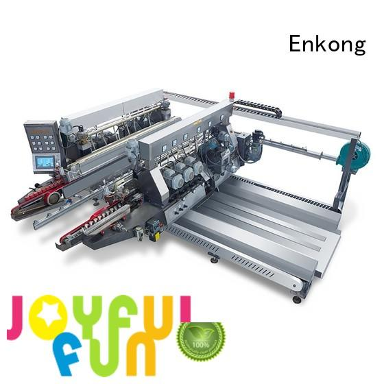 glass double edger double line double edger glass Enkong Brand