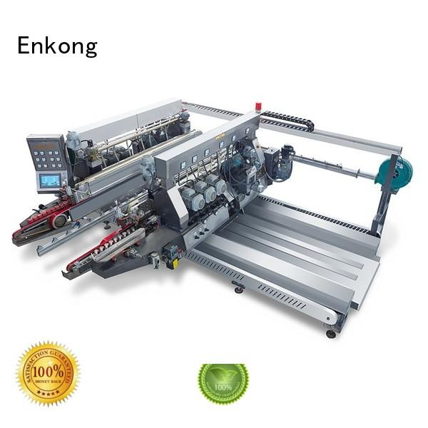 double glass machine glass double edger Enkong Brand