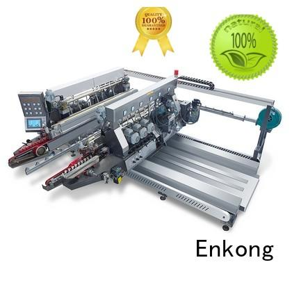 Enkong Brand speed glass glass double edger round supplier