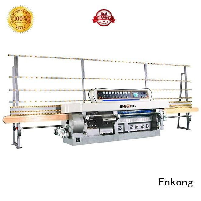 Quality Enkong Brand variable glass mitering machine