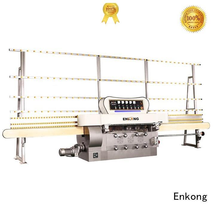 pencil Custom edging machine glass edge polishing Enkong glass