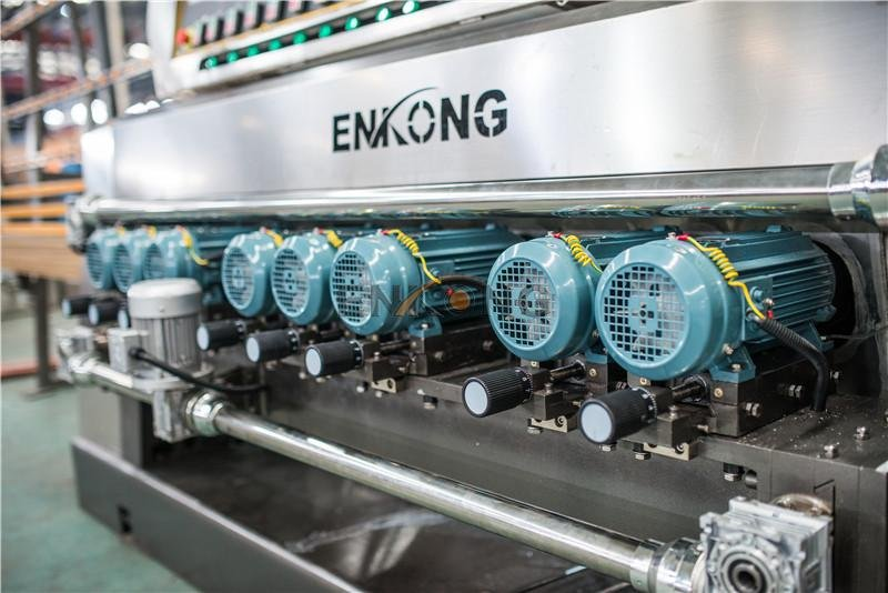 Enkong xm363a glass beveling machine for sale manufacturer for polishing-9