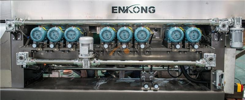 Enkong xm371 glass beveling machine manufacturer for glass processing-10