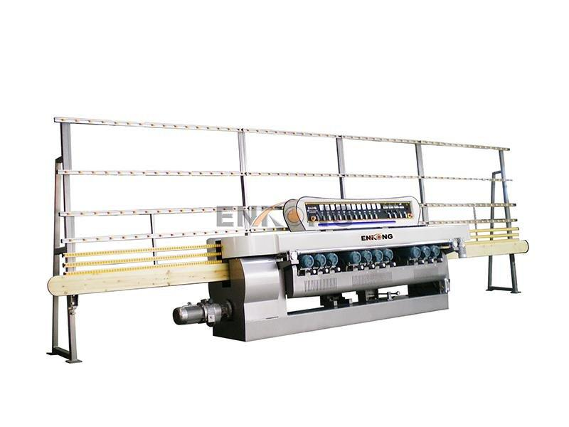 Hot machine glass beveling machine glass straight line Enkong Brand