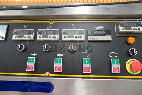 Enkong xm351a glass beveling machine factory for glass processing-10