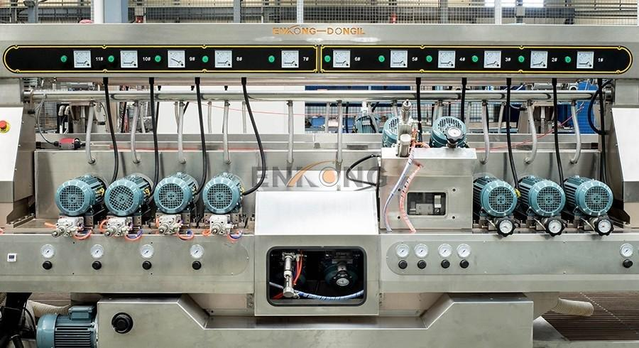 Enkong cost-effective double edger machine supplier for round edge processing-3