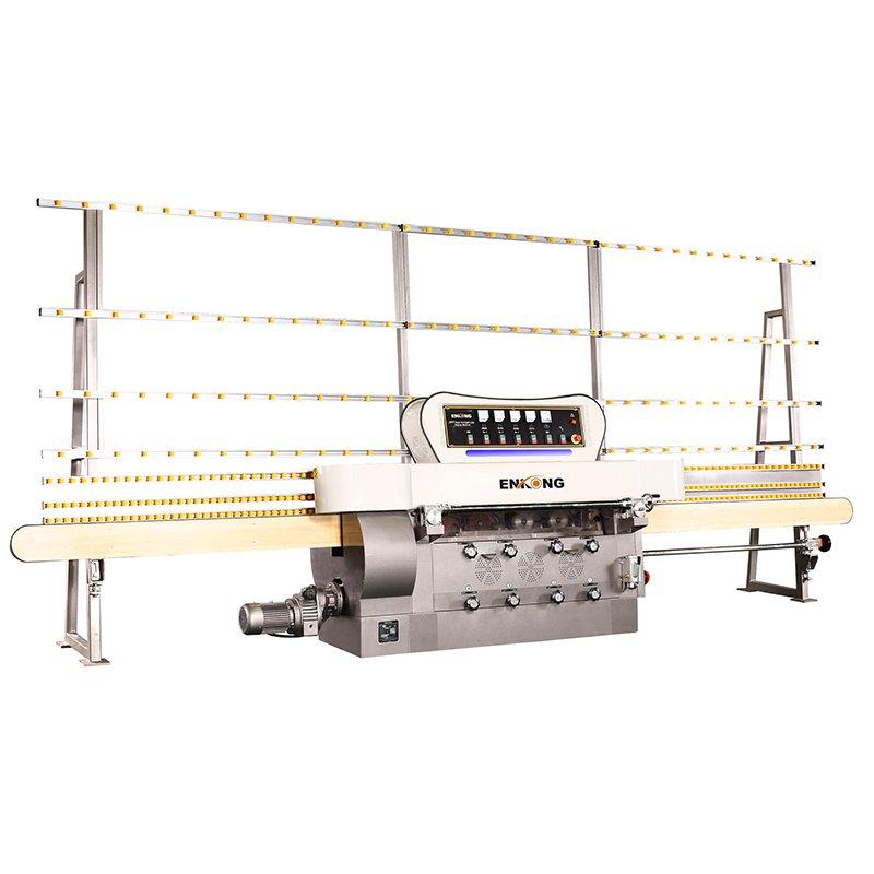 Enkong Glass straight-line pencil edging machine ZM4Y GLASS EDGING MACHINE image11