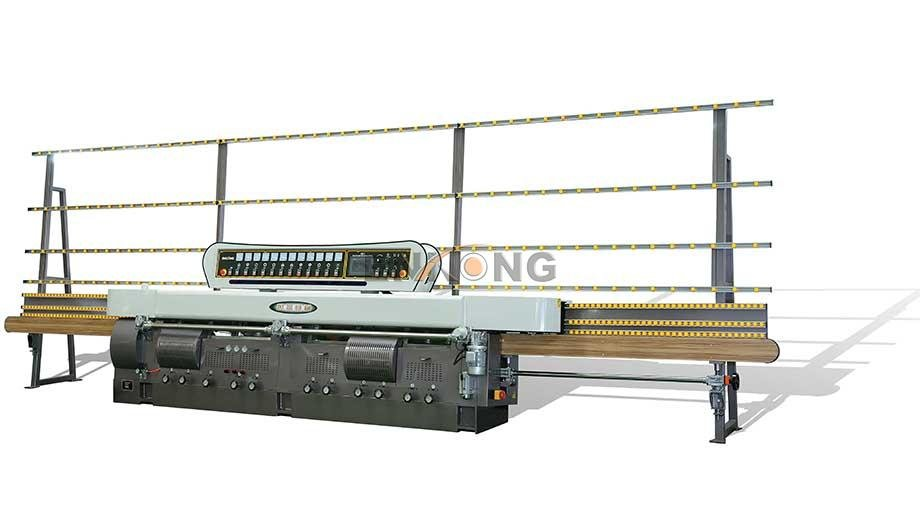 Enkong zm9 glass edge polishing manufacturers for photovoltaic panel processing-8