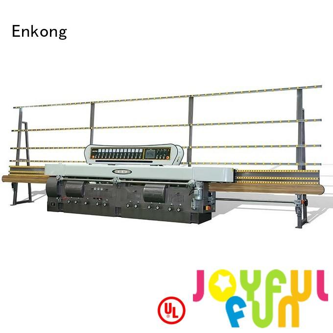 edging machine glass edge polishing glass Enkong Brand