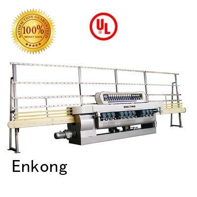 machine straight-line straight line glass beveling machine Enkong Brand company