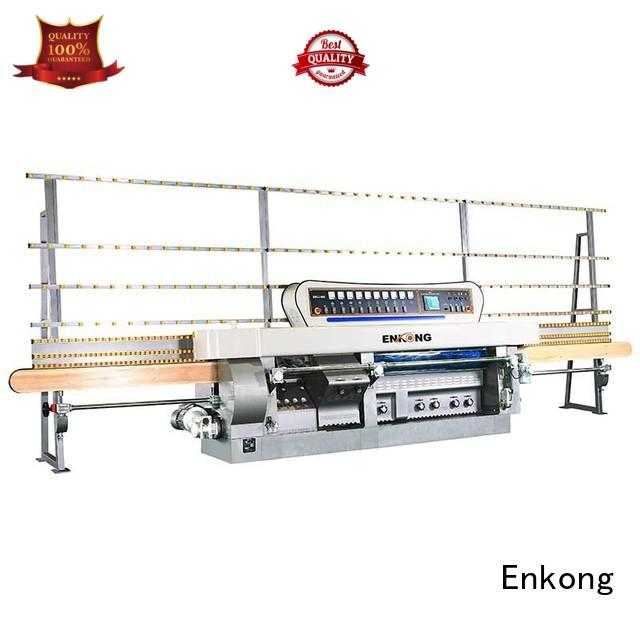 Wholesale machine variable glass mitering machine Enkong Brand