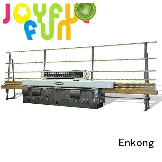 Enkong Brand edging glass straight-line glass edge polishing manufacture