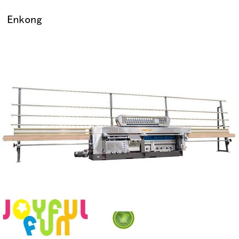 Enkong Brand glass machine variable mitering machine