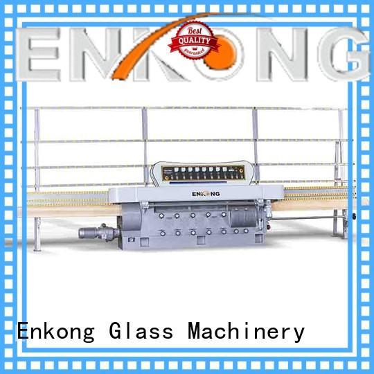 Enkong top quality glass edge polishing customized for polishing