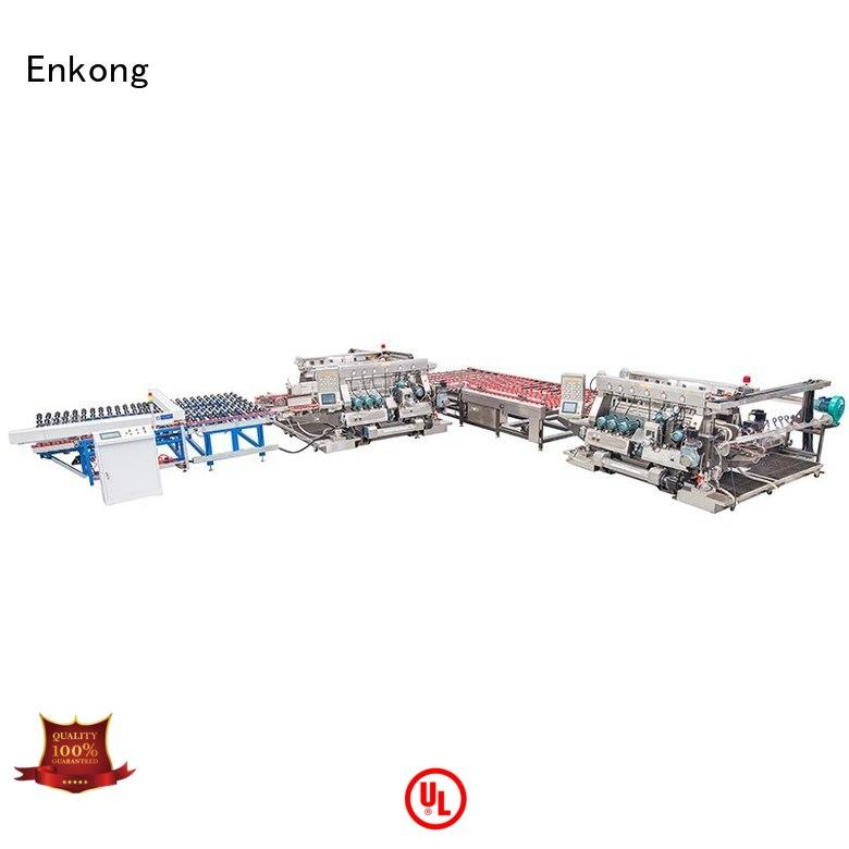 Wholesale double glass double edger Enkong Brand