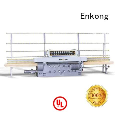 glass edging machine glass edge polishing straight-line Enkong