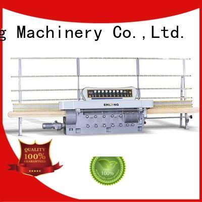 Enkong zm7y glass edge polishing machine supplier for fine grinding