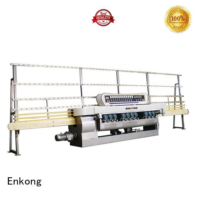 straight line machine straight-line glass beveling machine Enkong