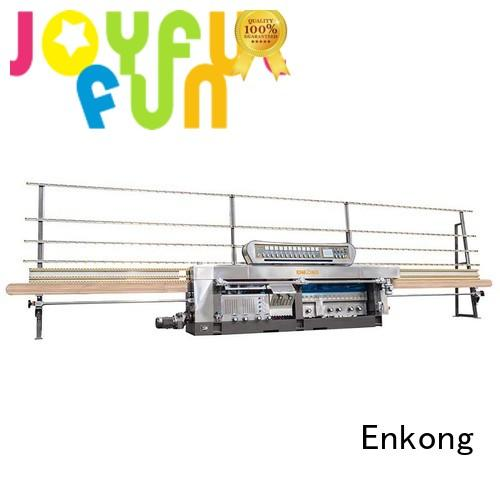 variable glass machine glass mitering machine miter Enkong