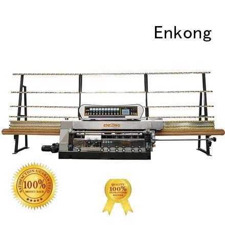 glass edge polishing machine for sale glass pencil Warranty Enkong