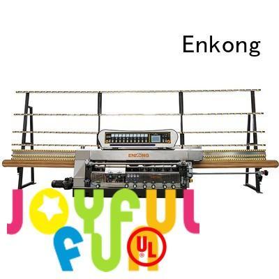 machine straight-line glass edge polishing machine for sale edging Enkong company