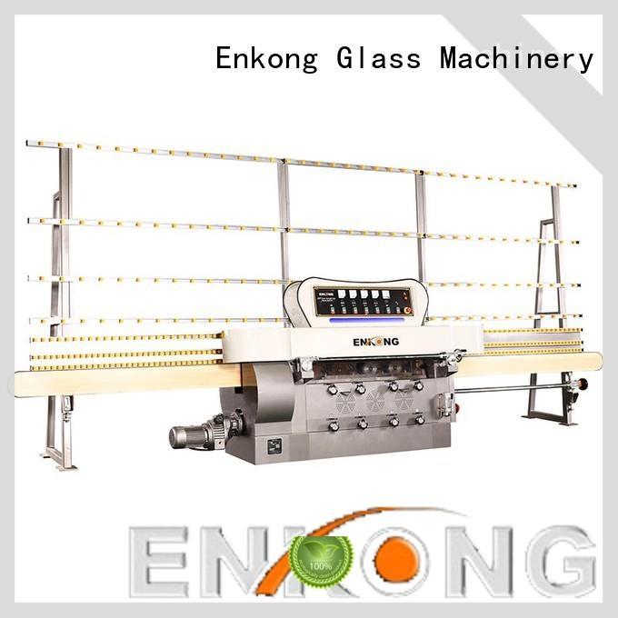 Enkong zm7y glass edge polishing series for polishing