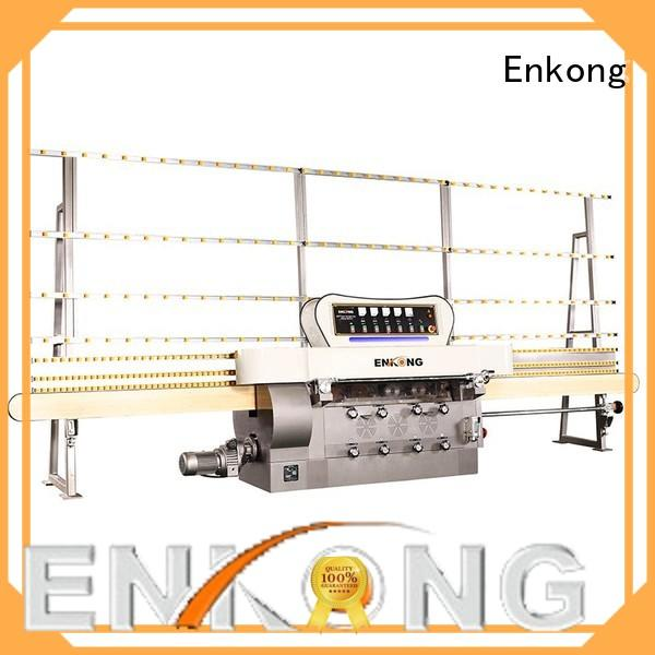 Enkong zm7y glass edge polishing series for fine grinding