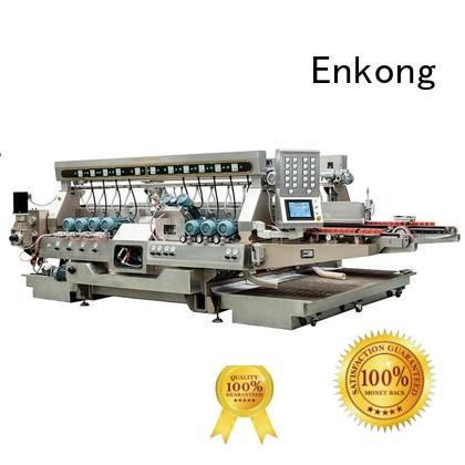 Quality Enkong Brand glass edging double edger