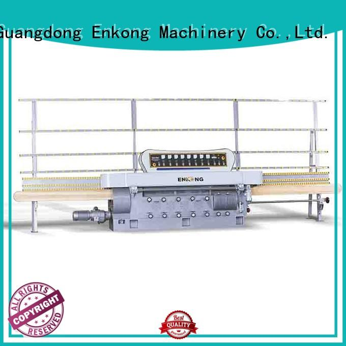 Enkong stable glass edge polishing machine series for fine grinding