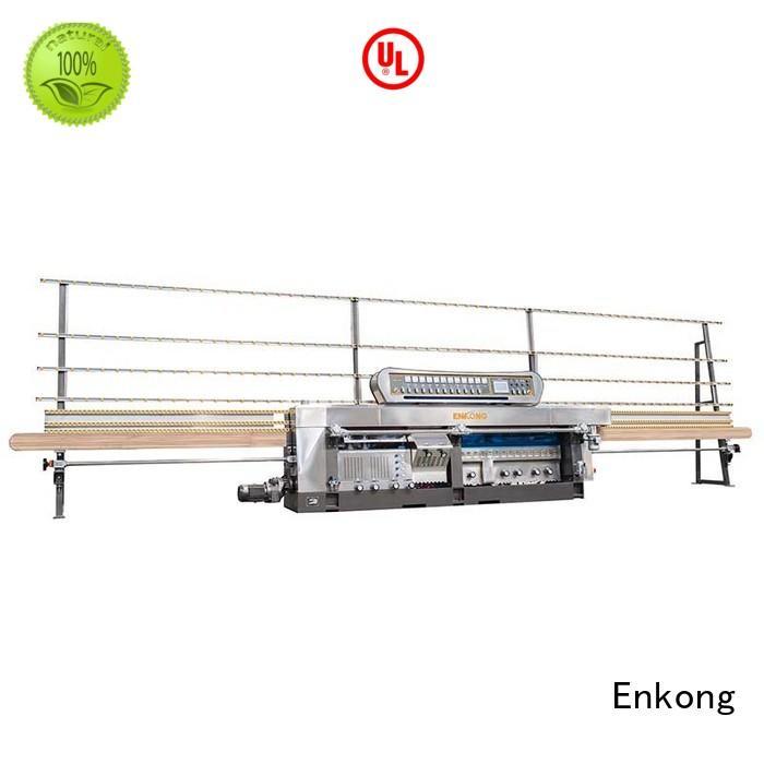variable glass machine glass mitering machine Enkong