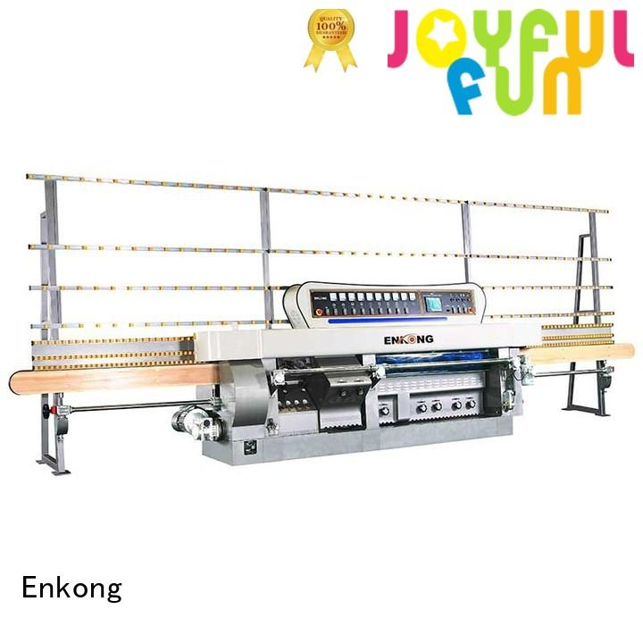 miter machine glass mitering machine variable Enkong company