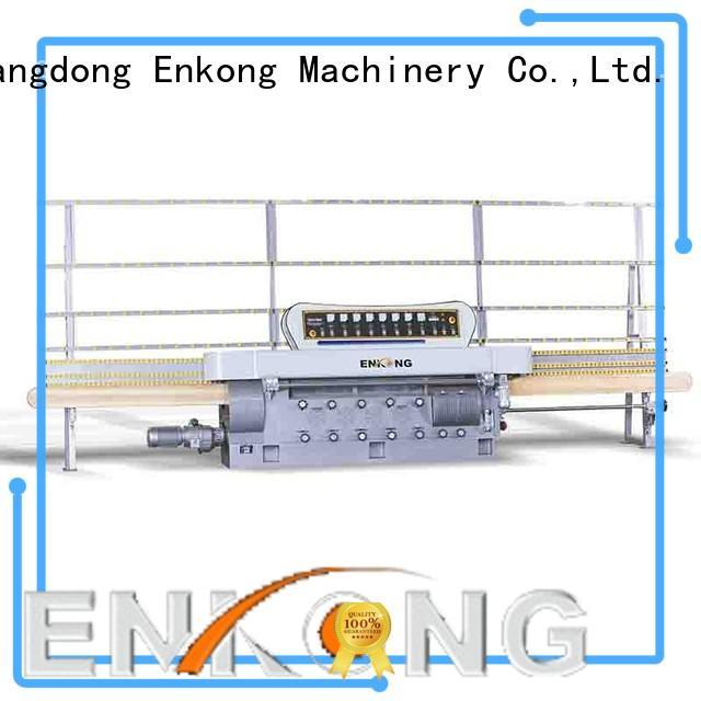 Enkong stable glass edge grinding machine supplier for polishing