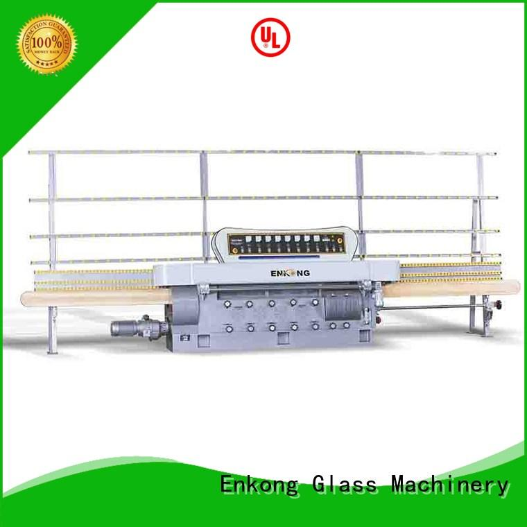 Enkong top quality glass edge grinding machine wholesale for fine grinding