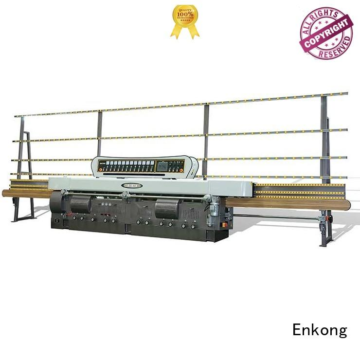 pencil machine glass glass edge polishing Enkong Brand