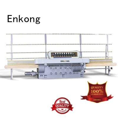 glass edge polishing machine for sale edging straight-line Enkong Brand