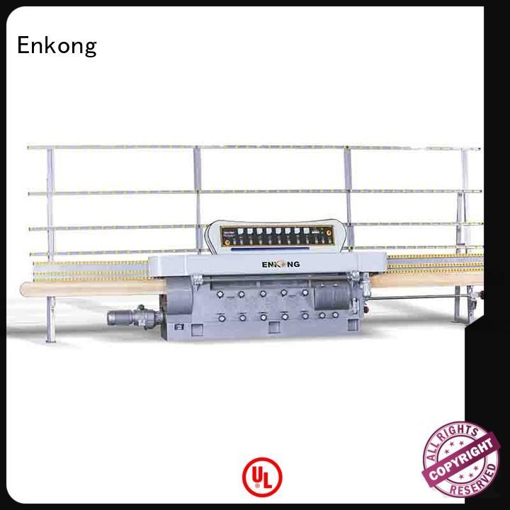 Enkong zm9 glass edge grinding machine series for polishing