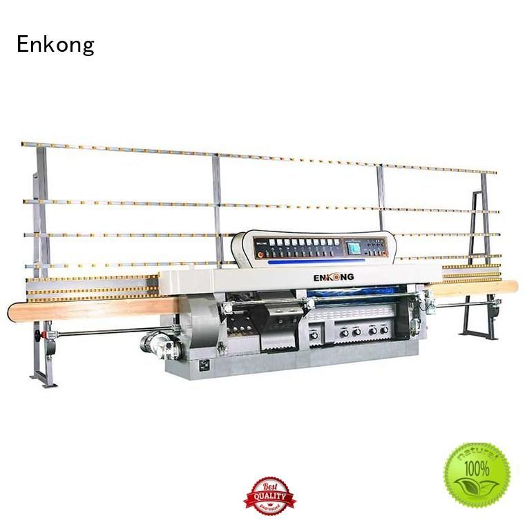 miter machine mitering machine variable glass Enkong Brand