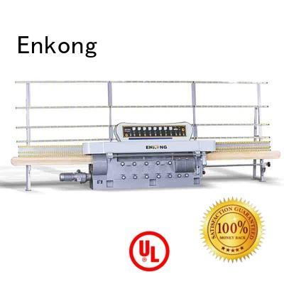 glass edge polishing machine for sale pencil glass machine Enkong Brand glass edge polishing