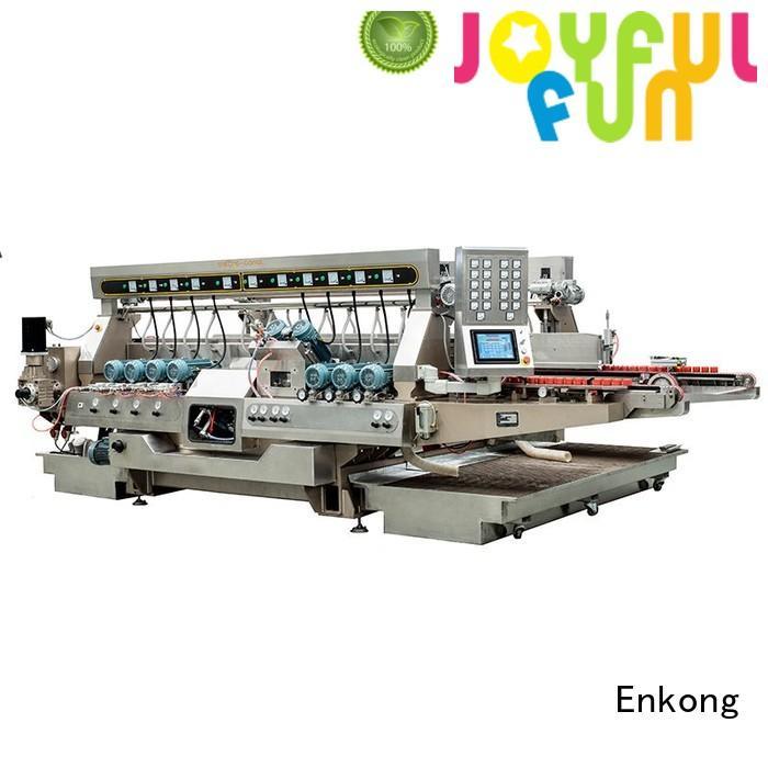 glass double edger line Bulk Buy edging Enkong