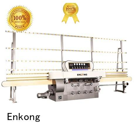 glass edge polishing machine for sale glass pencil edging Warranty Enkong