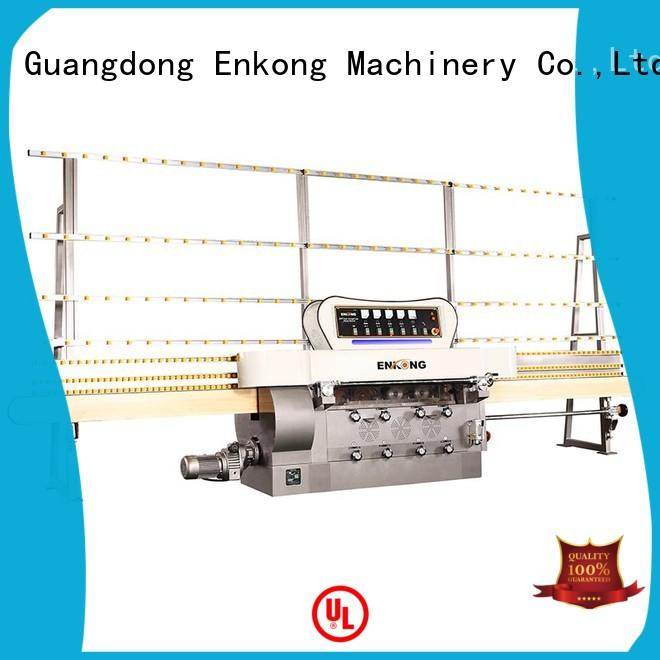 stable glass edge polishing machine zm9 customized for polishing