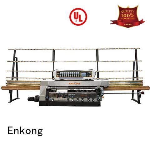Enkong Brand machine glass edging glass edge polishing machine for sale pencil