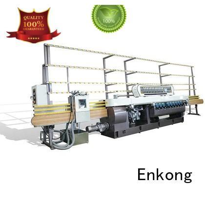 Hot glass beveling equipment beveling Enkong Brand