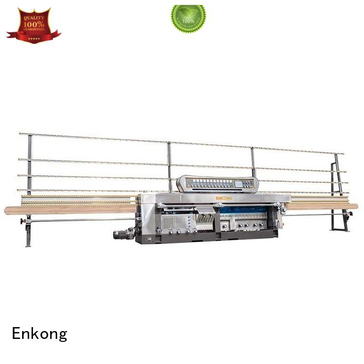Quality Enkong Brand variable glass glass mitering machine