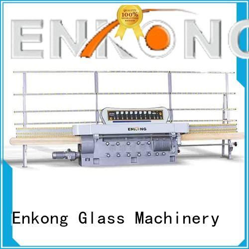 Enkong zm7y glass edge polishing supplier for polishing
