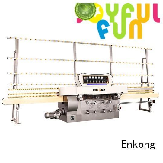 machine edging pencil straight-line glass edge polishing machine for sale Enkong Brand