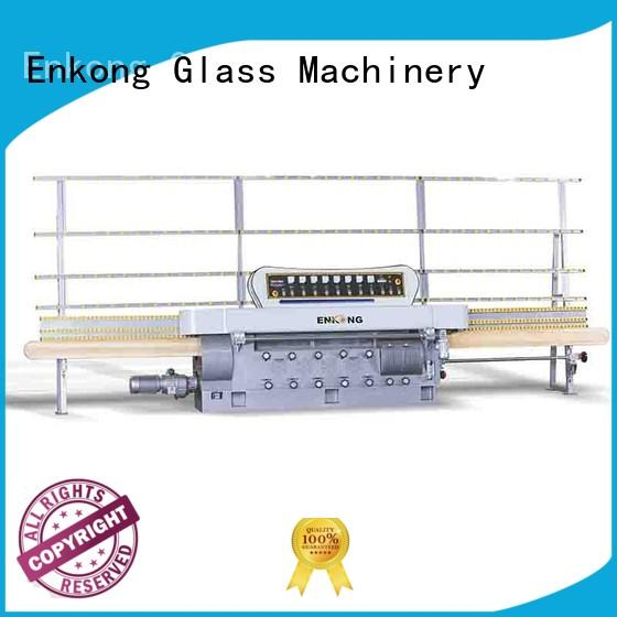 stable glass edge polishing machine zm9 customized for fine grinding