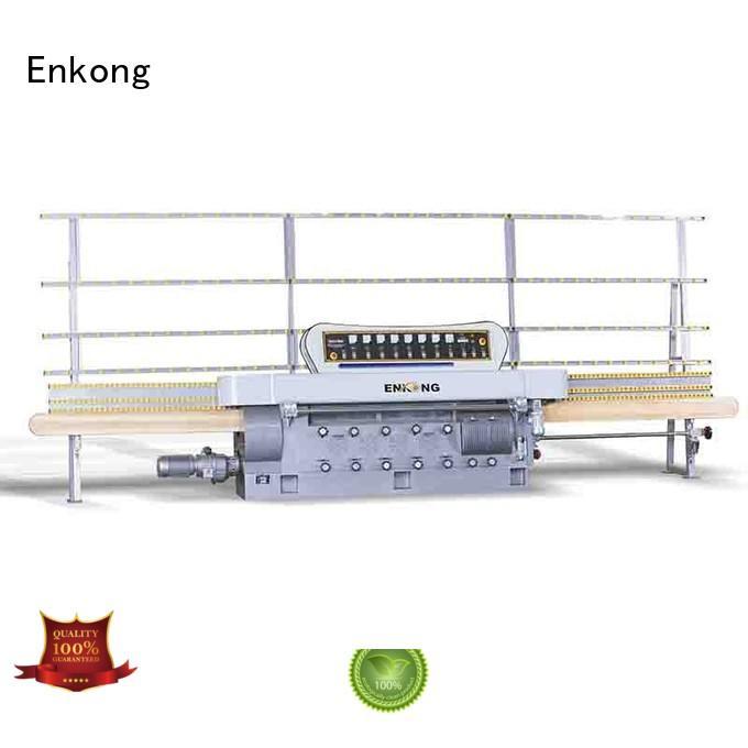 straight-line glass edge polishing machine for sale pencil Enkong company